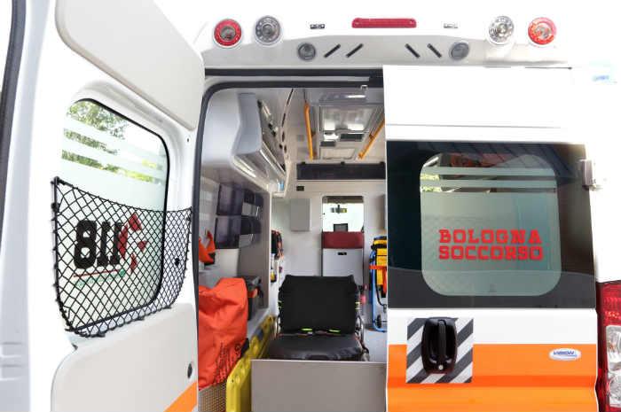 ambulanza bologna