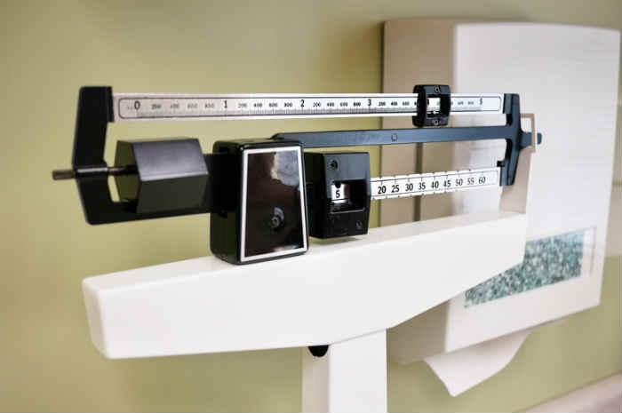 Rilevare il peso del paziente