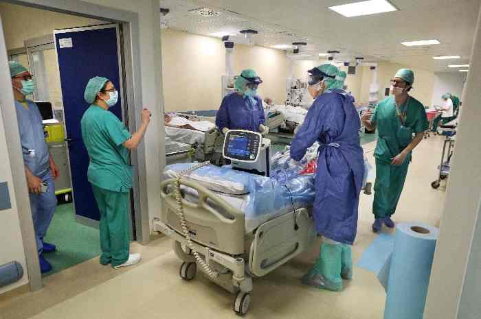 Italiani promuovono il Ssn nella gestione pandemica
