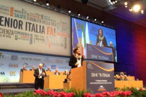 Congresso Senior Italia: gli infermieri nell'assistenza agli anziani