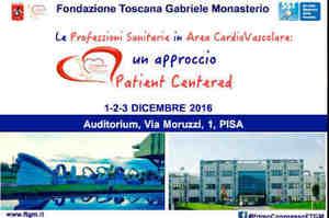 Le Professioni Sanitarie in Area CardioVascolare: Patient Centered