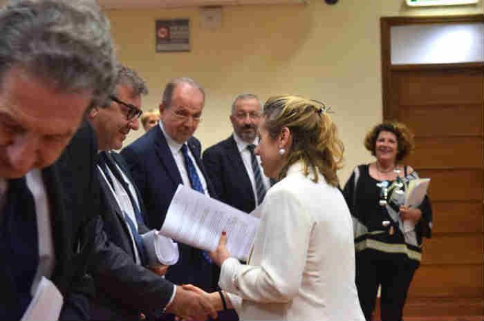 Insediata commissione, Grillo: verso nuovo sistema incentivi
