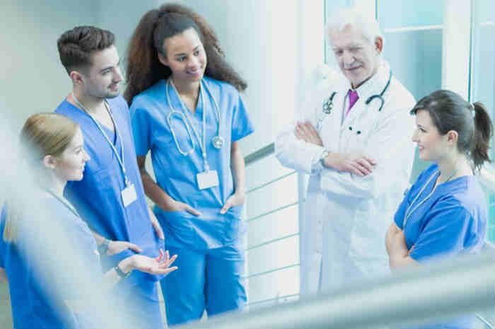 Processo di inserimento dell'infermiere neoassunto