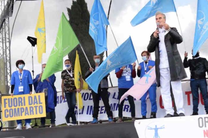 De Palma: nessuno tocchi i soldi destinati agli infermieri