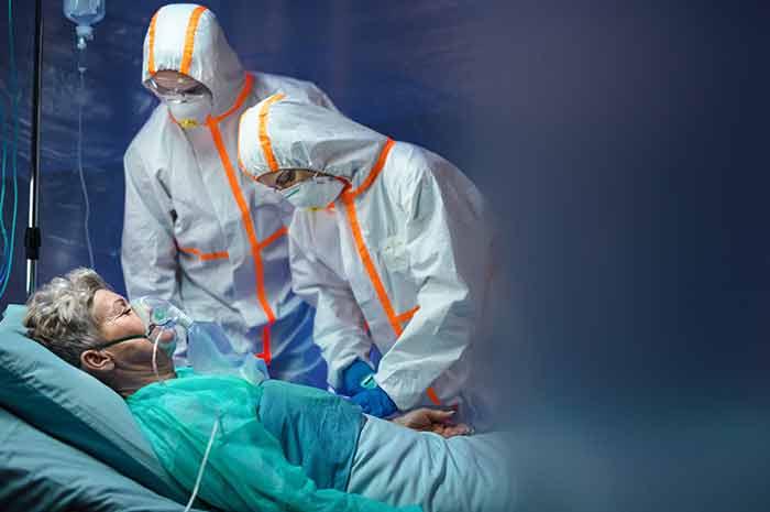 Paziente Covid19+ riconoscerlo e trattarlo