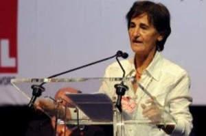 Rossana Dettori, infermiera, è nella segreteria nazionale Cgil