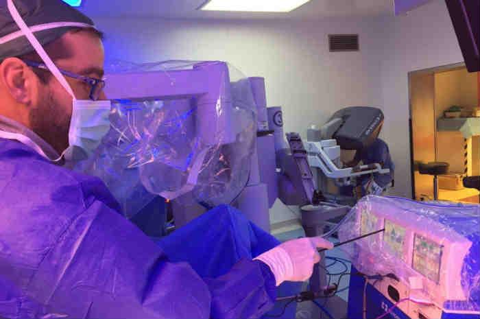 Strumentista robotico, l'infermiere tra High-Tech e High Touch