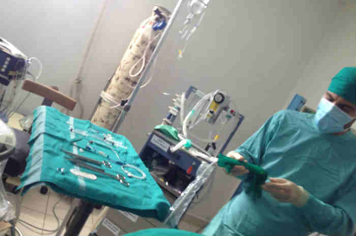 procedura inserimento cvc