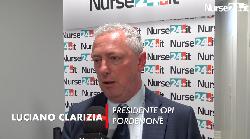 Piattaforme assistenziali, Clarizia: Opportunità di crescita per infermieri