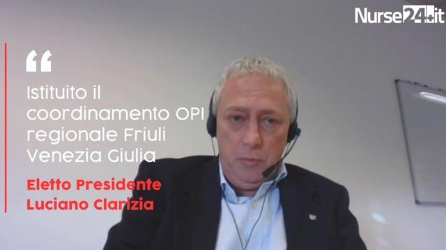 Il coordinamento OPI FVG pronto a rappresentare gli infermieri