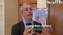 Alessandro Stievano infermiere e ricercatore