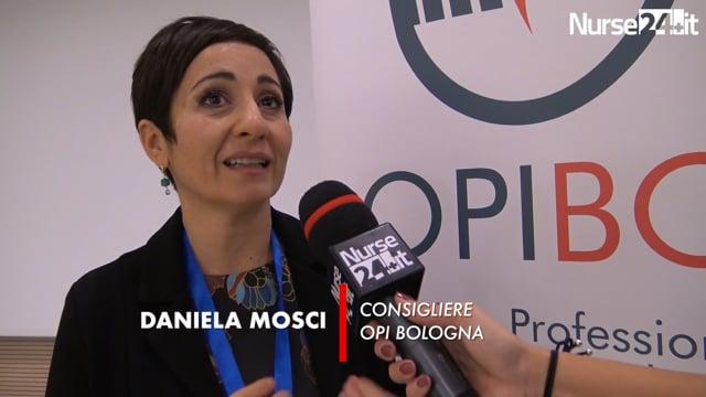 Ricerca infermieristica, Daniela Mosci: il futuro è dei giovani