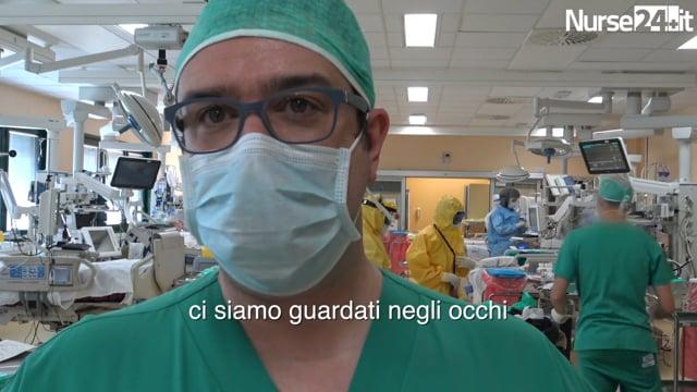 Coronavirus e la forza del gruppo all'Ospedale Maggiore di Bologna