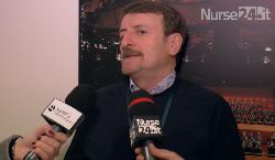 Giacomo Poretti inaugura il primo congresso Fnopi