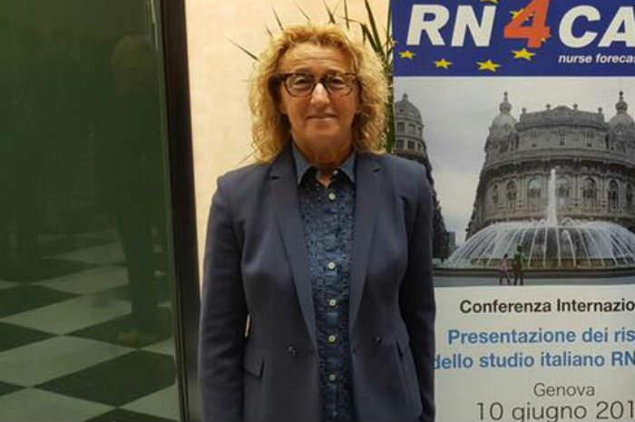 Loredana Sasso professore ordinario, è la quarta in Italia