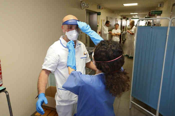 Ospedali pieni, allarme Cisl Fp: i sanitari non ce la fanno
