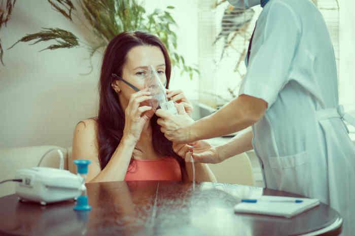 Somministrazione aerosolterapia, il ruolo dell'Oss