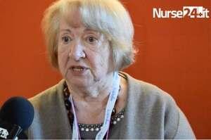 Marisa Cantarelli: il focus dell'assistenza è la persona