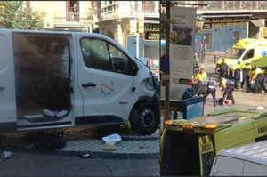 Attentato Barcellona, la macchina dei soccorsi