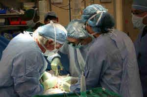Sala operatoria: I rischi per il paziente e per gli operatori