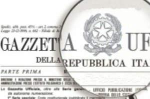 Pubblicato in Gazzetta Ufficiale decreto sblocca assunzioni
