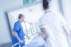 Operatrice socio sanitaria colpita da meningite