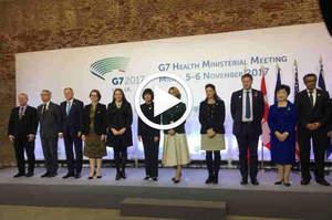 G7 Salute 2017, come ridurre gli impatti del clima sulla salute