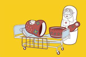 L'uomo matrioska e un nuovo modo d'essere infermiere