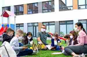 Outdoor learning, educazione attiva all'aperto