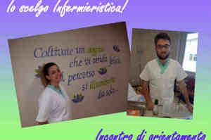 Io scelgo infermieristica: Incontro di orientamento ad Aosta