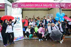 In 21mila di corsa per la Race for the Cure 2019