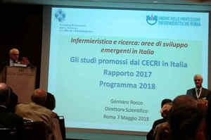 Infermieristica e ricerca, workshop internazionale a Roma