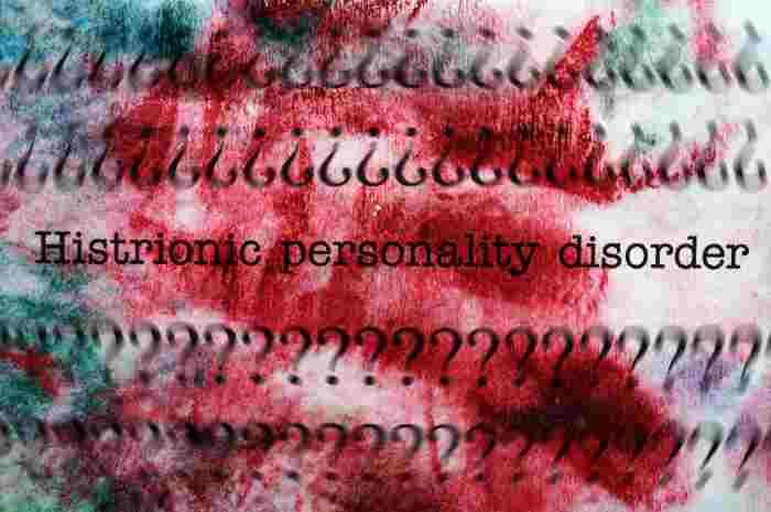 Disturbo istrionico di personalità