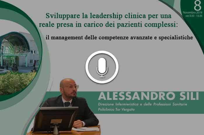 L'importanza della leadership clinica nei contesti di cura