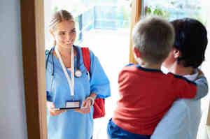 L'infermiere di Famiglia e di Comunità