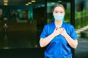 Studenti infermieri in crisi per la didattica a distanza