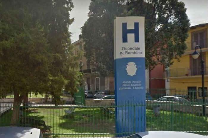 catania ospedale santo bambino