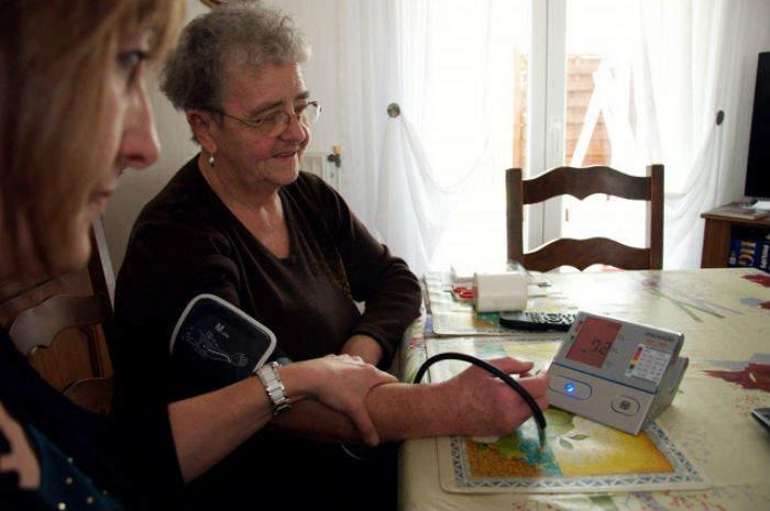 Assistenza al paziente iperteso a domicilio