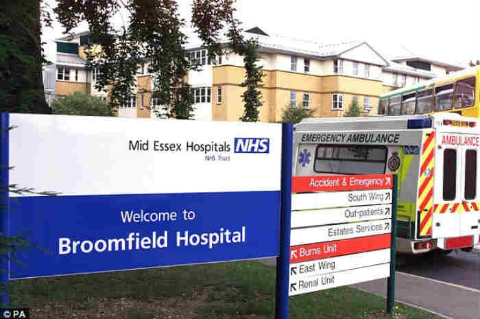 Il Mid Essex Hospital Service Nhs Trust cerca infermieri