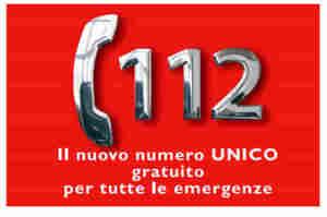 112, in Italia arriva il numero unico per le emergenze