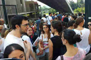 Torino, arriveranno in tremila per 5 posti al Gradenigo