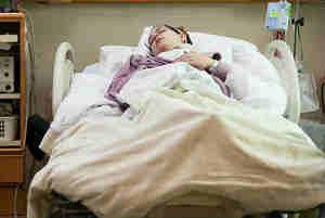 Sonno veglia, la valutazione del riposo in ospedale