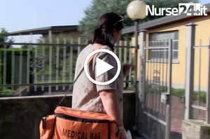 Una giornata con ... un infermiere di famiglia