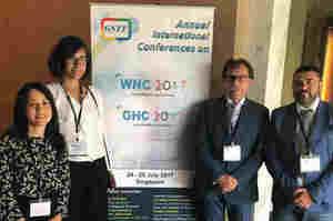 Singapore, Ipasvi Palermo al Congresso mondiale infermieri