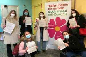 Studenti di Torino aderiscono alla campagna vaccinale