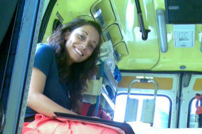Valentina Cicioni infermiera morta nella slavina a Rigopiano