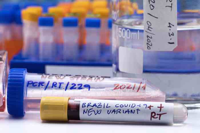 Implicazioni cliniche delle varianti di SARS-CoV-2