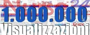 1 milione di visualizzazioni per Nurse24 il quotidiano infermieristico