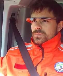 Google Glass. Un supporto per il futuro del Soccorso Sanitario