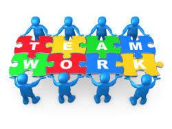 Il lavoro per squadra funzionale e l'interscambiabilità dei ruoli
